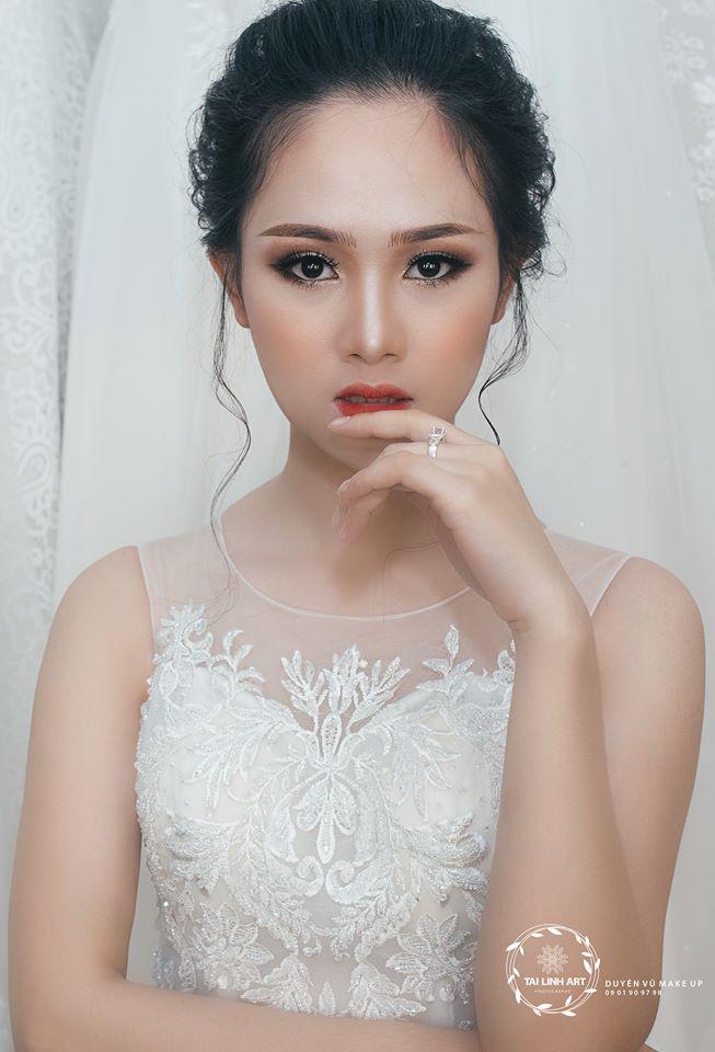 make up bmt , trang điểm đẹp bmt , trang điểm cô dâu đẹp nhất bmt , học trang điểm bmt
